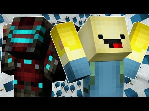 ÚCHYLNÝ BANÁN? - Minecraft Dropper #1