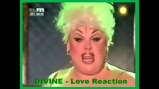 Divine - Love Reaction (Dj Mr Master Retro)