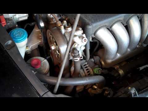 2004 Honda Accord Ex Diy Alternator Replacement Play