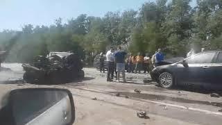 ДТП под Каменск-Шахтинским, 18.07.2017
