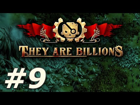 They Are Billions | Caustic Lands - Part 9