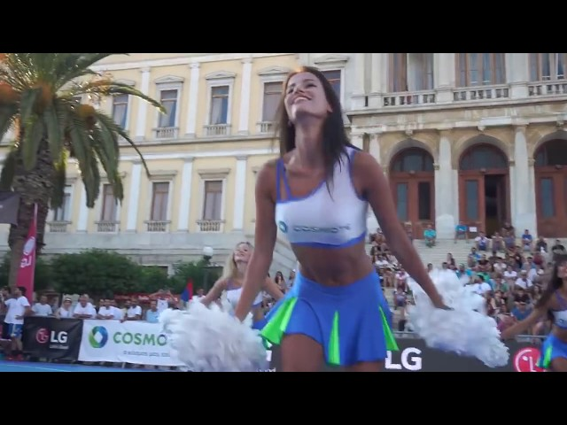 LG AegeanBall Festival 2016 - Friday 1