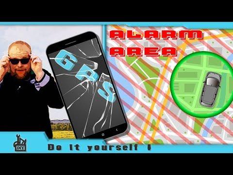 Altes Handy zum GPS Sender umfunktionieren | Auto Diebstahlschutz mit Geo Zäunen