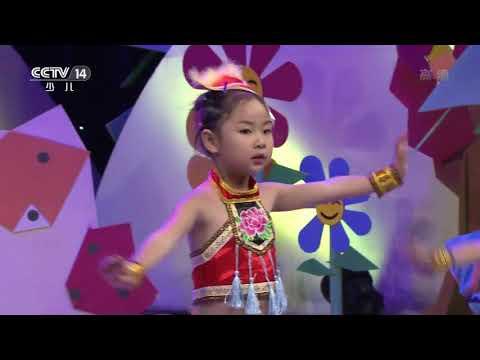 [英雄出少年]《太阳鼓》 表演:王艺涵等   CCTV少儿
