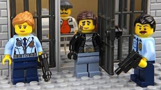 Lego Prison Break 2
