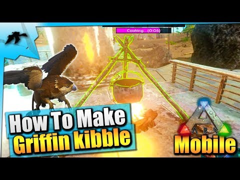 How To Spawn A Tamed Griffin In Ark