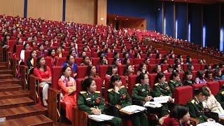 Tin Tức 24h: Khai mạc Đại hội đại biểu Phụ nữ toàn quốc lần thứ XII