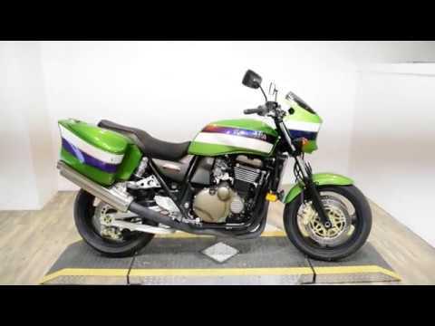 2002 Kawasaki ZRX1200R in Wauconda, Illinois - Video 1