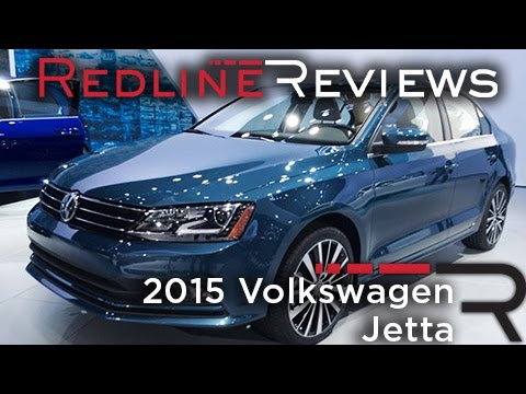 2015 Volkswagen Jetta - 2014 New York International Auto Show