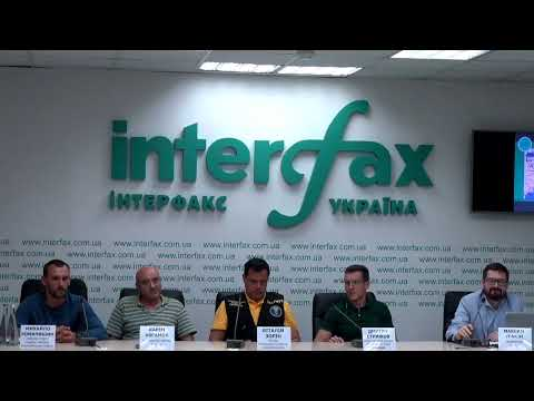 Interfax-Ukraine to host press conference 'Swimmer to first swim at a distance of over 1,000 km from Belarus border to Black Sea along the entire Ukrainian section of the Dnipro'