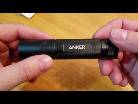 "Anker LC40 Flashlight Review ""The Good vs The Bad"""