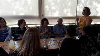 מפגש גיבוש צוות דורות ביקור במוזיאון הילדים בחולון 7.2019