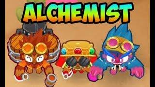 Bloons TD 6 - MASTER ALCHEMIST - 5TH TIER ALCHEMIST - Самые лучшие видео