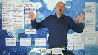 20 урок - Реформация началась. Торбен Сондергаард (русская озвучка)