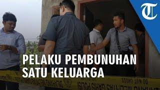 Pembunuh Satu Keluarga di Serang Merupakan Pekerja di Lahan Milik Korban