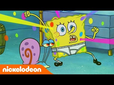 SpongeBob Schwammkopf | Schwamm-Party | Nickelodeon Deutschland