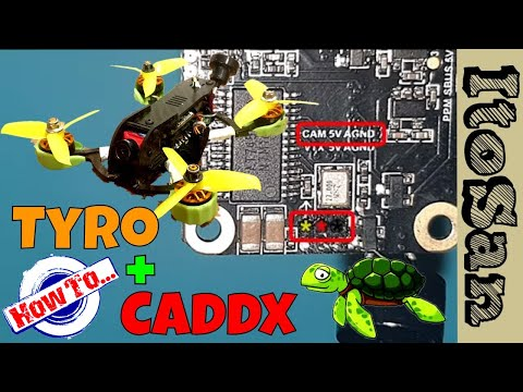 Caddx Turtle V2 on Tyro79