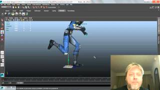 Preview: Developing Sprite Sheets for 2D Games Using Maya LT
