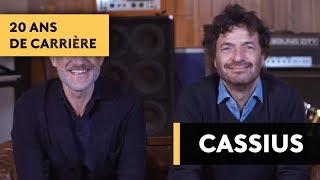 CASSIUS   20 Ans De Carrière