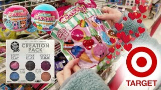 TARGET SQUISHIES AND SLIME HUNTING~ TONS OF NEW SQUISHIES AND SLIME AT TARGET!