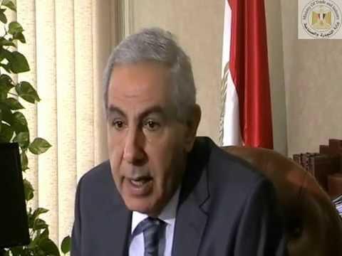 بالكامل - حوار الوزير/طارق قابيل للتليفزيون المصرى بمناسبة ثورة 30 يونيو