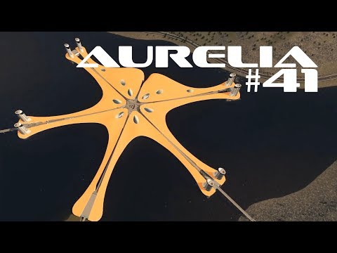 The Island City - Cities: Skylines - Aurelia #41