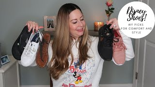 THE BEST SHOES FOR DISNEY! | My Top Picks For Comfort And Style In The Parks