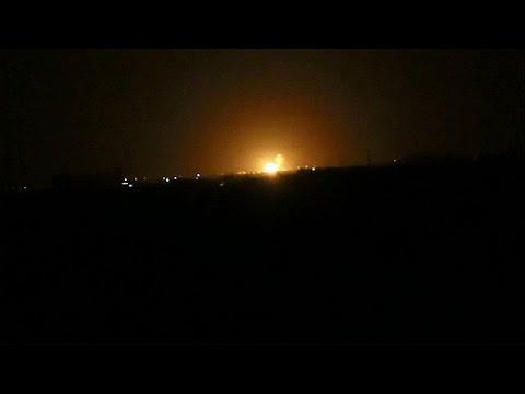 Αεροπορική επιδρομή στη Δαμασκό – Το χτύπημα αποδίδεται στο Ισραήλ