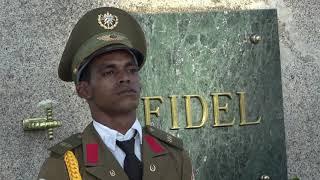 Tributo al líder histórico de la Revolución Fidel Castro Ruz