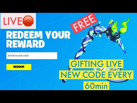 🔴 GIFTING MINTY PICKAXE TO SUBSCRIBERS! MINTY PICKAXE CODE FREE (FREE MINTY CODES)