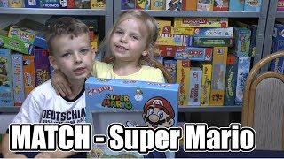 Match Super Mario (Winning Moves) - ab 4 Jahre mit den Videospielhelden