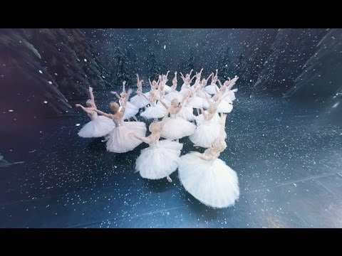 Watch: <em>The Nutcracker</em> in 360 degrees