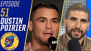Dustin Poirier: I'm not only going to beat Khabib, I'm going to stop him | Ariel Helwani's MMA Show