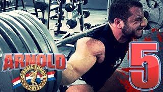 Lorenzo Becker - Road To Arnold Classic / Ep5
