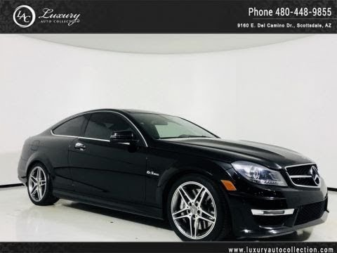 Pre-Owned 2015 Mercedes-Benz C-Class C 63 AMG® Coupe 1 - Owner
