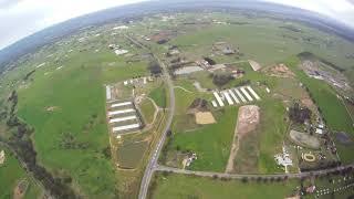 Very High Altitude 250 FPV Drone Flight
