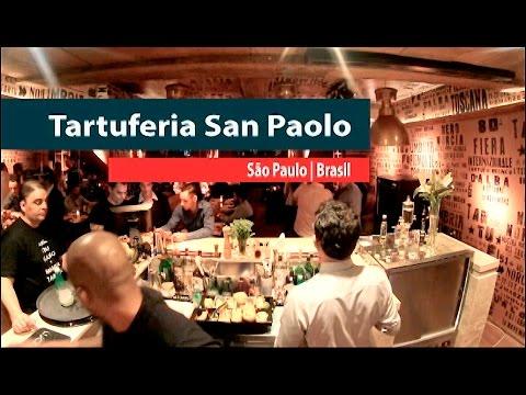 Tartuferia inova gastronomia em São Paulo