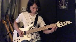 Darkest Hour - Demon S  Guitar
