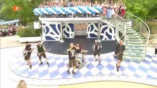 "TROGLAUER - ""Alles klar an der Bar"" - ZDF Fernsehgarten 2016"