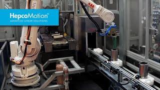 DTS 자동차부품 마무리공정 어플리케이션
