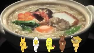 ヒガシマル醤油「うどんスープ」CM西日本版