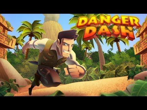 Danger Dash wideo