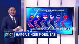 Wow, Tarif Tol di Indonesia Tertinggi di ASEAN