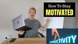 How I Work 14 To 16 Hours Every Day While Staying Productive & Happy