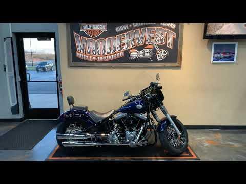 2013 Harley-Davidson Softail Slim at Vandervest Harley-Davidson, Green Bay, WI 54303