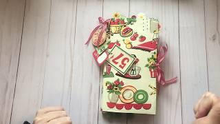 Retro Kitchen Journal - A Graphics Fairy Design Team Project
