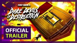 Trailer DLC Dare Devils of Destruction