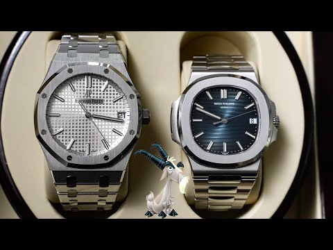 Sports Watch - Royal Oak vs Nautilus??