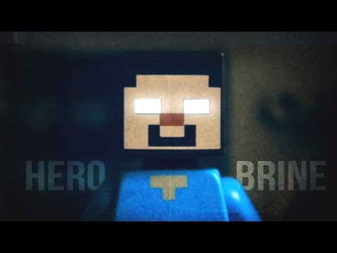 Lego Minecraft - The Herobrine