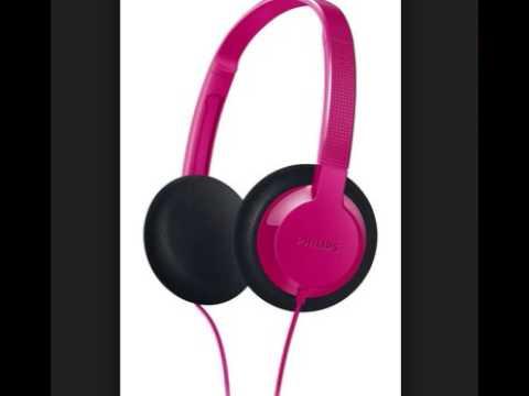 Philips SHK1000PK 28 Kids on Ear Headphone
